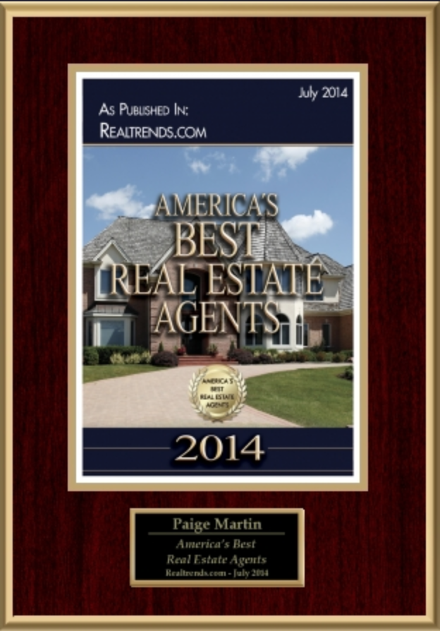 One Of Houston's Best Realtors, 2014