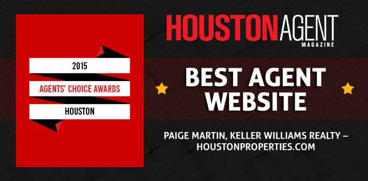 Paige Martin Top Houston Realtor