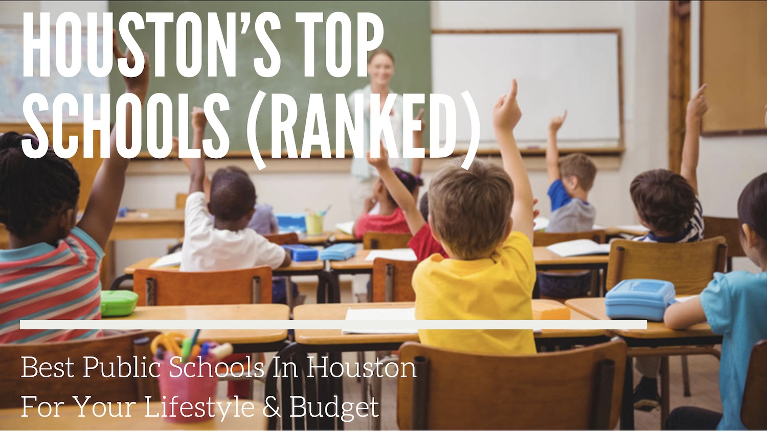 top houston schools within best neighborhoods