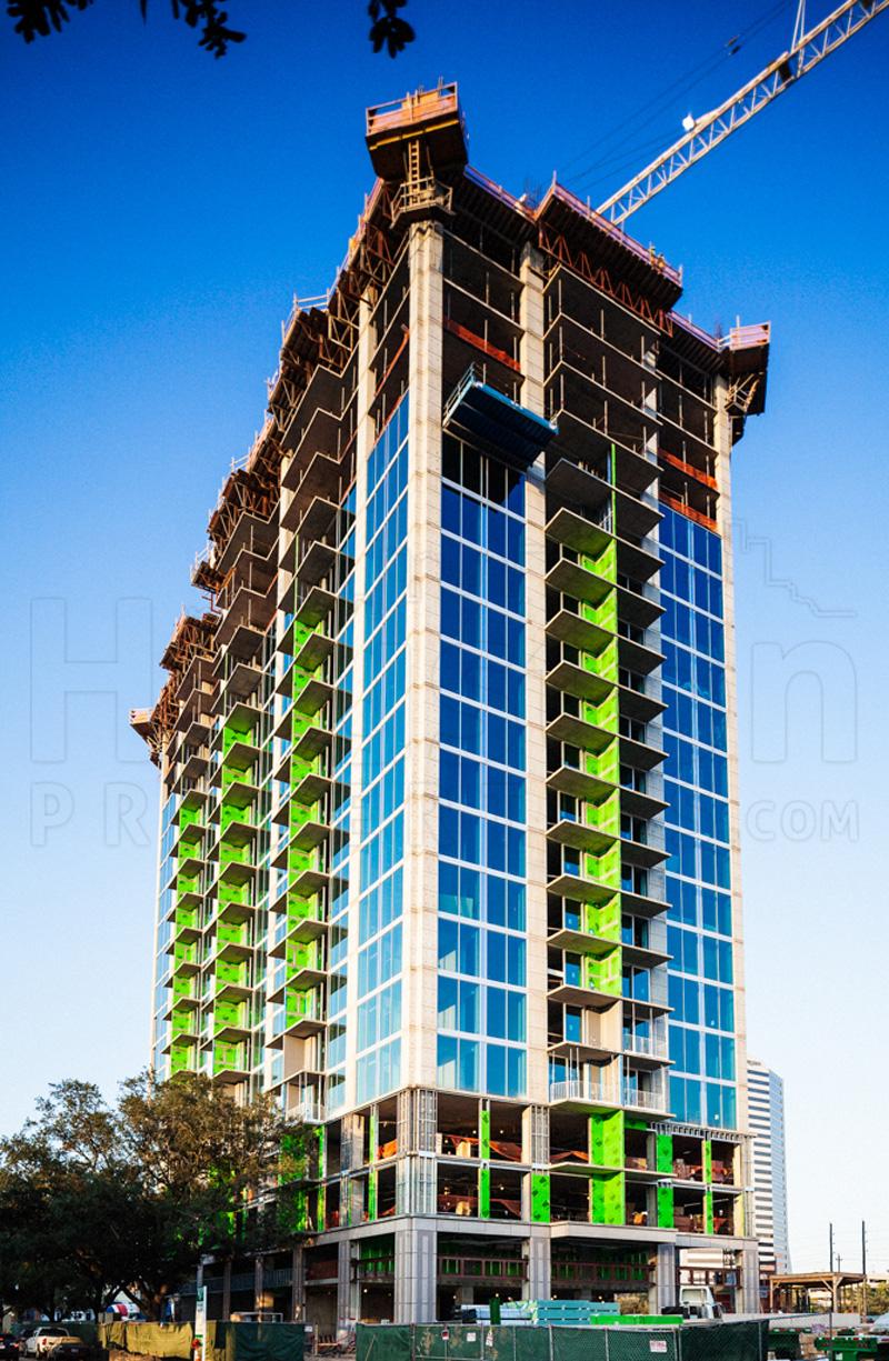 new construction buildings