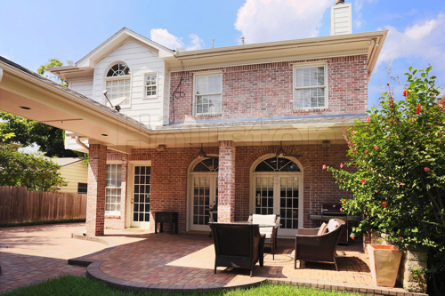 houston patio homes