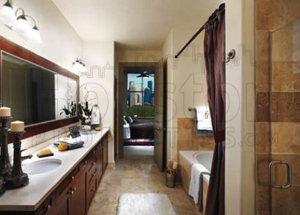 7 riverway condo bathroom