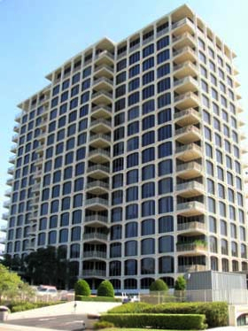 Inwood Manor houston high rise