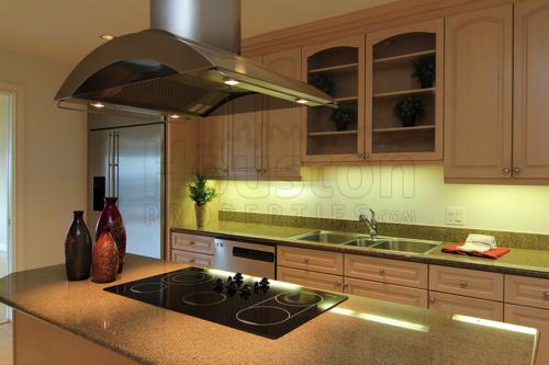 Montebello condo kitchen