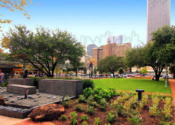 Ten New Downtown Houston Rental Buildings Coming