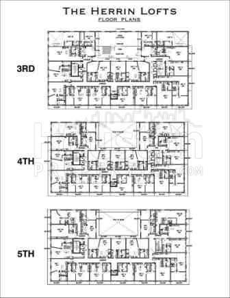 herrin lofts floorplan