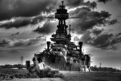 San Jacinto Battleship