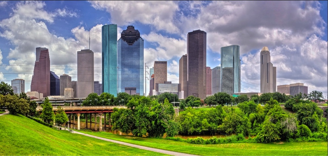 Houston Biking Guide