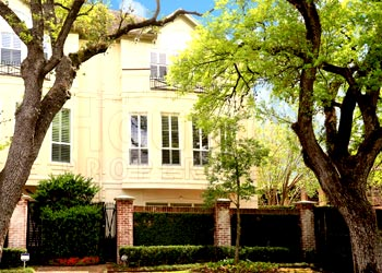 Hyde Park Houston townhomes for sale