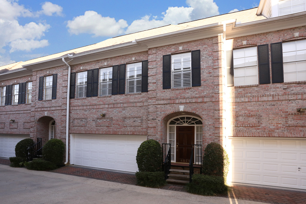 medical center houston townhomes