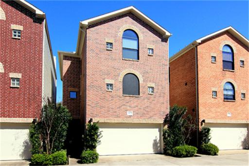 houston townhomes for sale