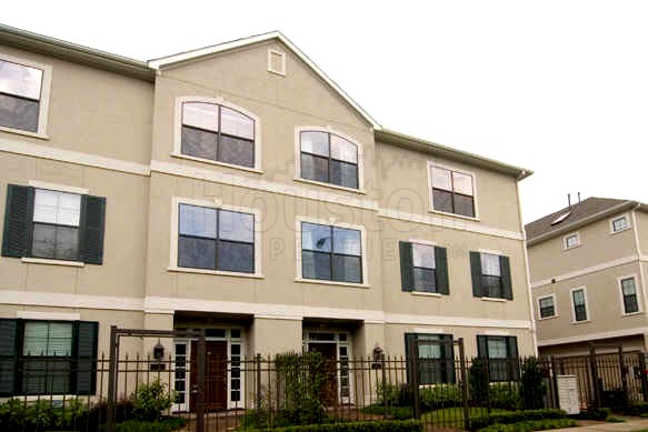 midtown houston townhomes