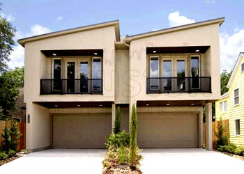 Camp Logan Houston townhomes for sale