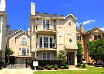 houston townhomes