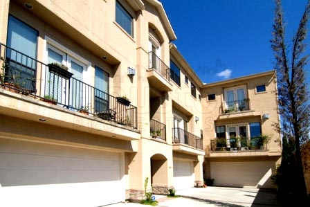 west u houston townhome