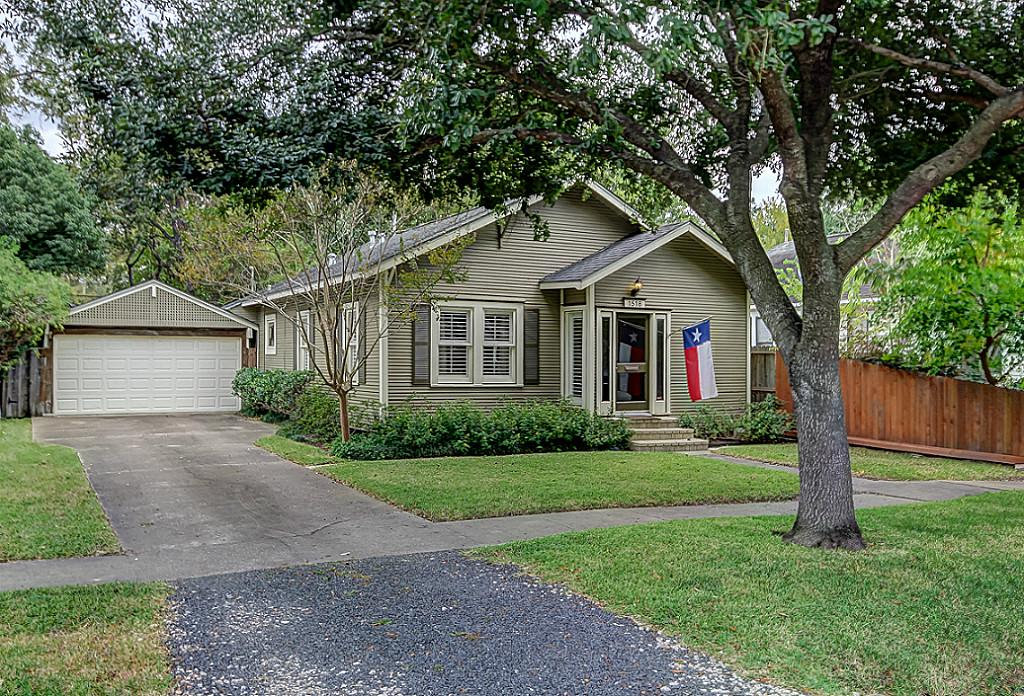 Houston Heights Home For Sale: 1518 Columbia Street