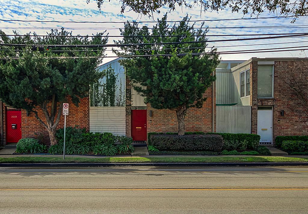 SOLD!!! Upper Kirby Home For Sale: 2227 W Alabama St, Houston