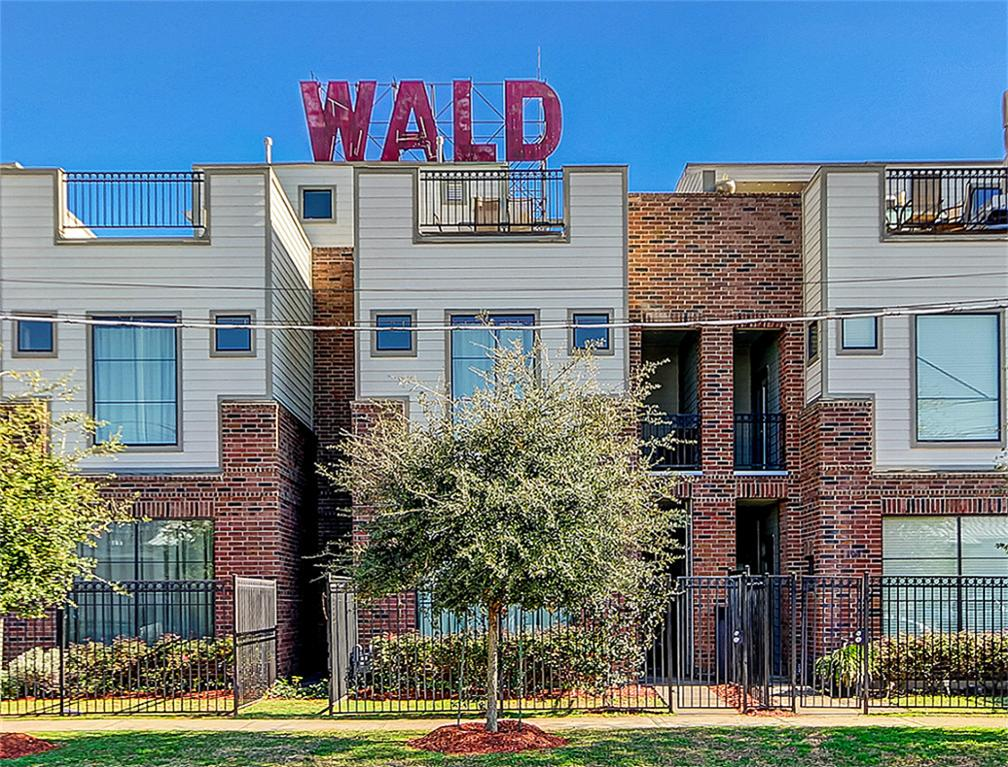 East Downtown Home For Sale: 2504 Rusk