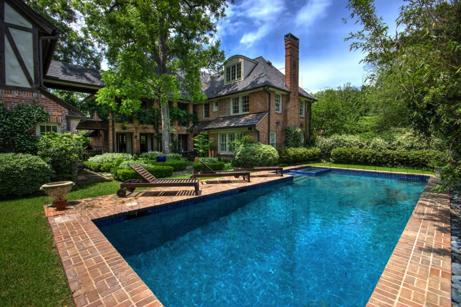 houston luxury home