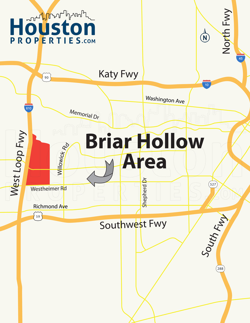 Guide To Chateau Briar Hollow Houston Condos For Sale
