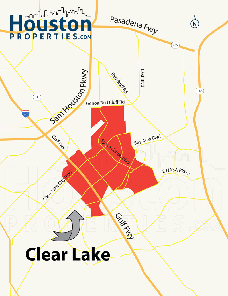 Guide To Clear Lake Houston Tx Clear Lake Homes For Sale