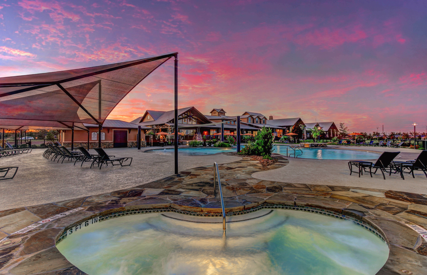 Del Webb Sweetgrass Amenities