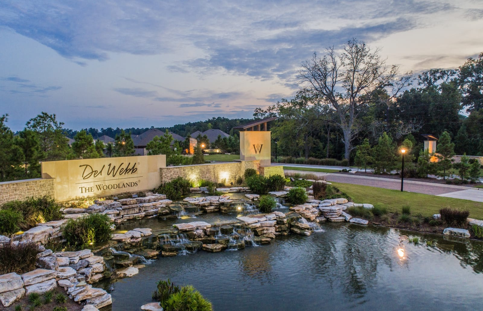 Del Webb The Woodlands