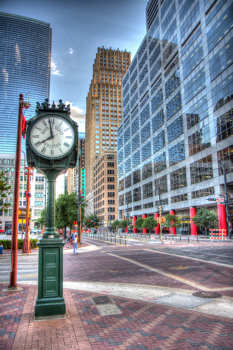 downtown houston main st