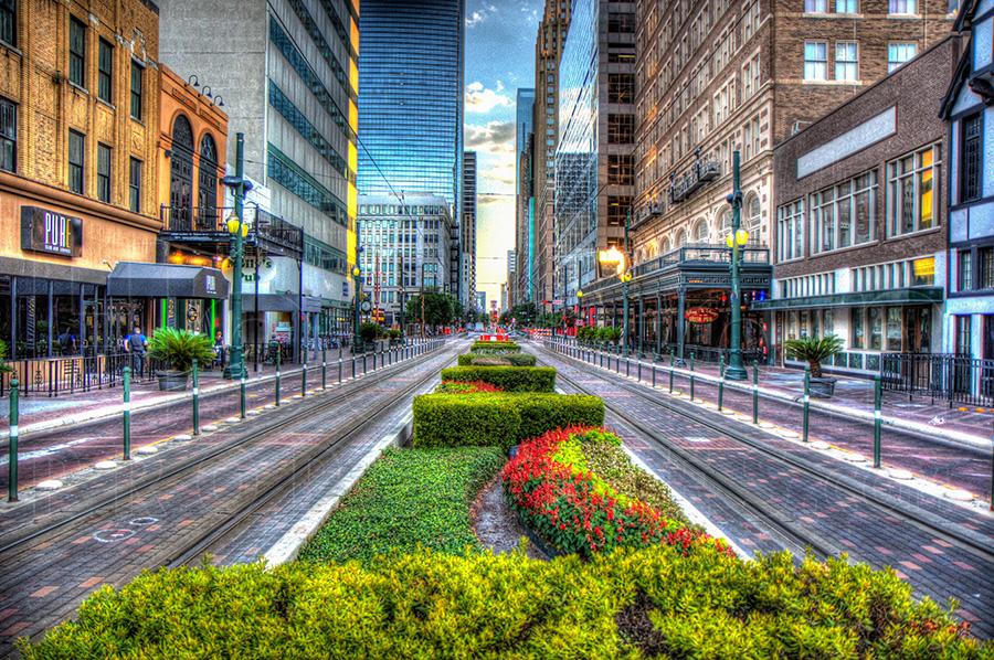 Downtown Houston