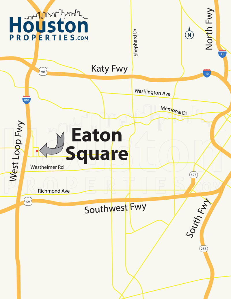 eaton square Location