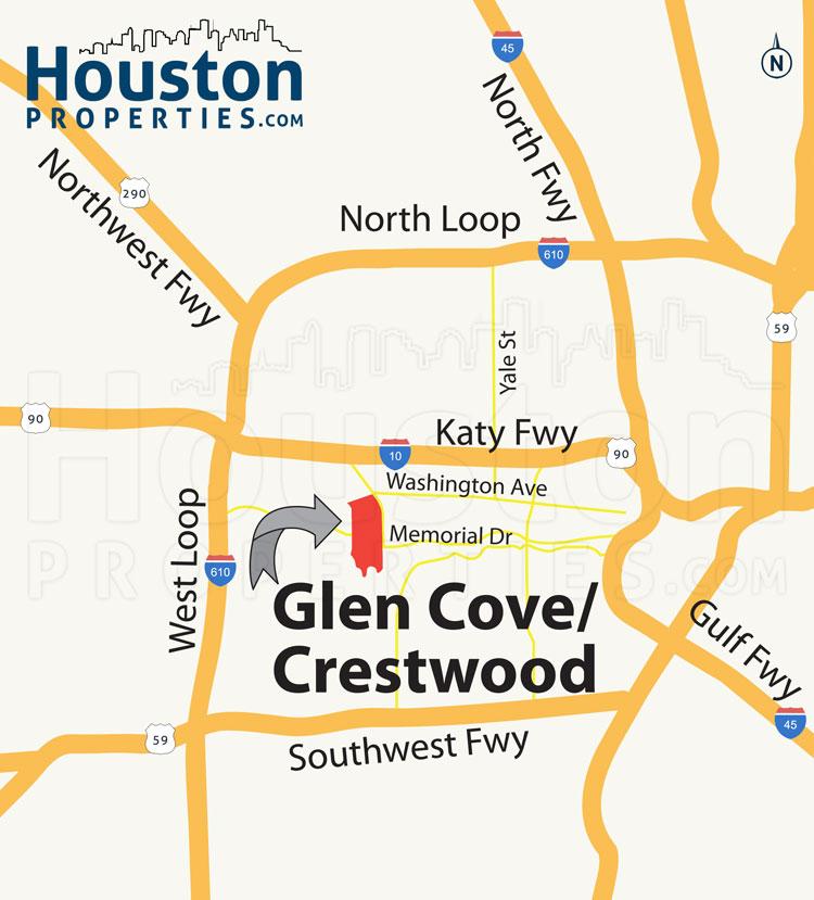 Glen Cove Houston Location