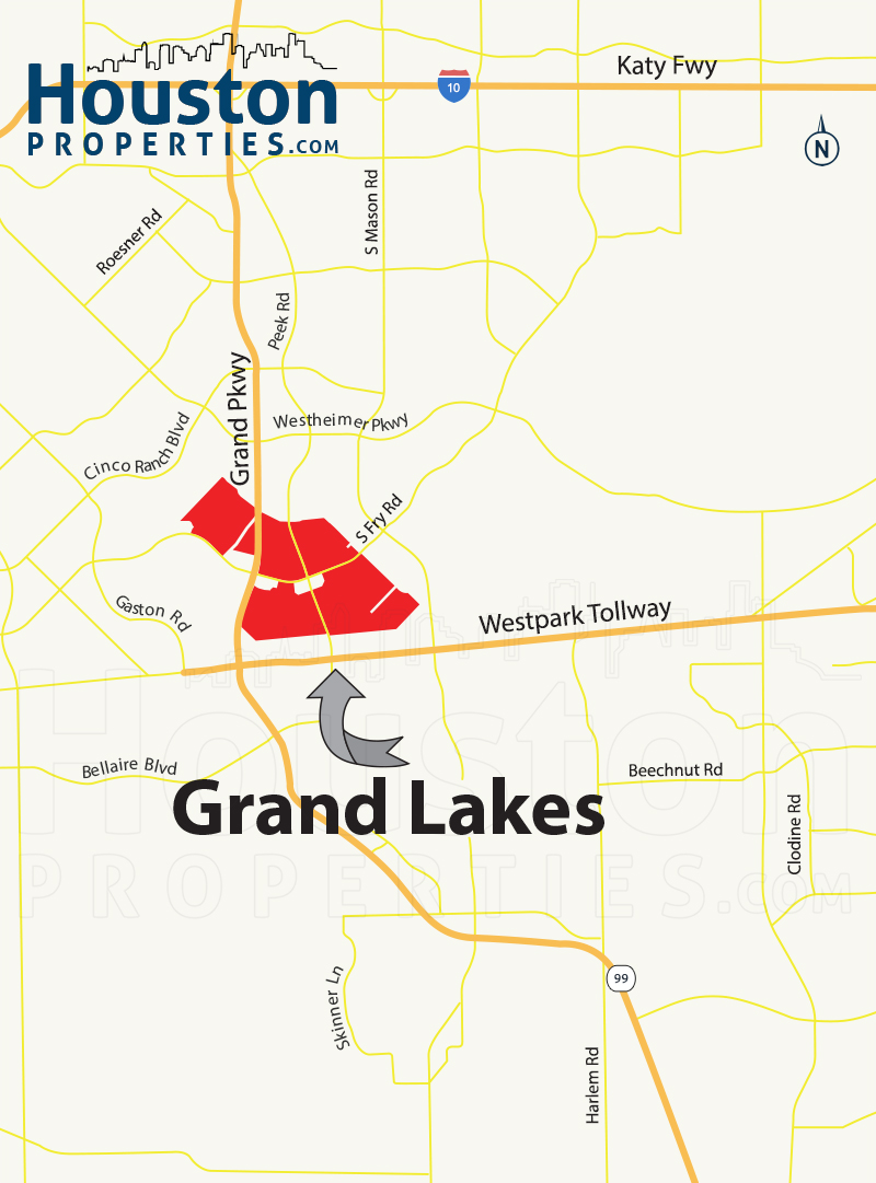 Grand Lakes Texas