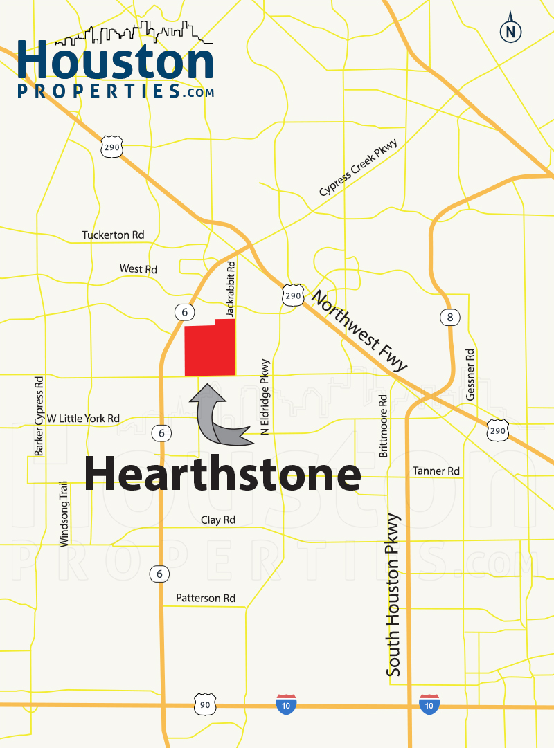 Hearthstone Houston Guide | Hearthstone Homes For Sale