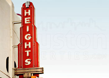 Houston Heights landmark