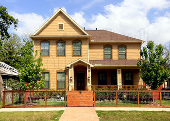 Houston Heights single-family homes