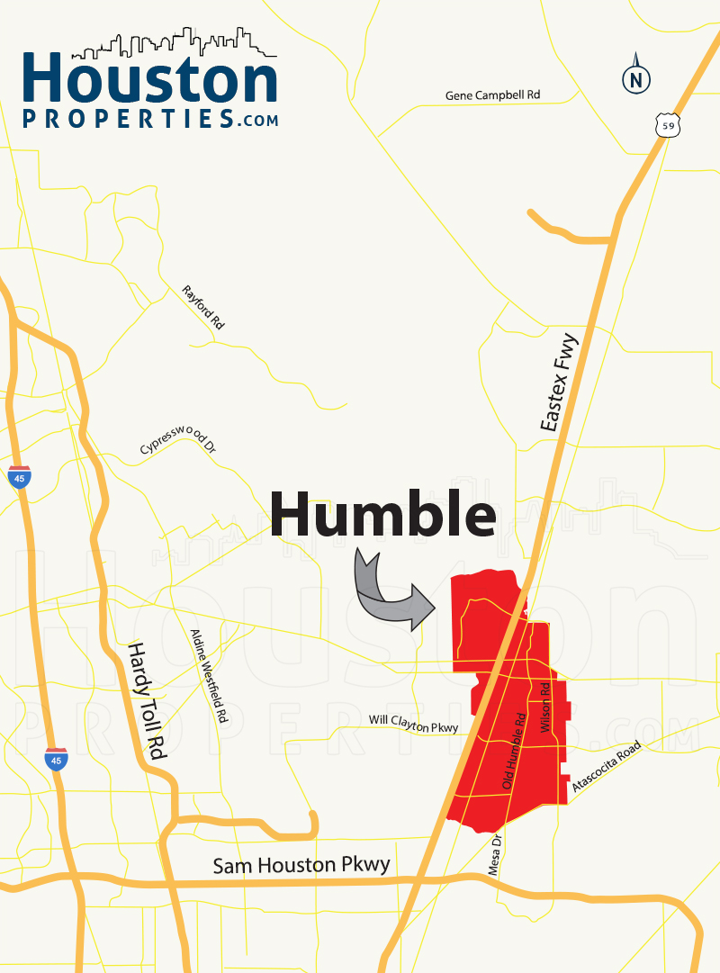 Humble Location