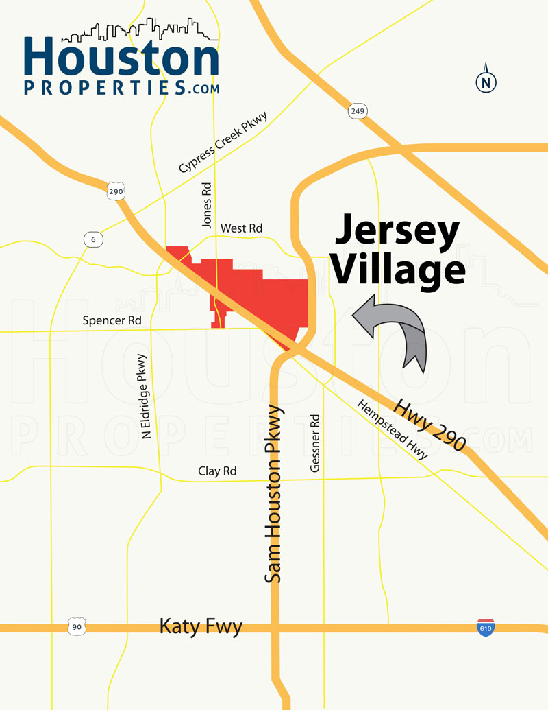 Jersey Village Location