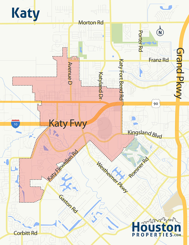 2020 Update Guide To Katy Neighborhood Real Estate