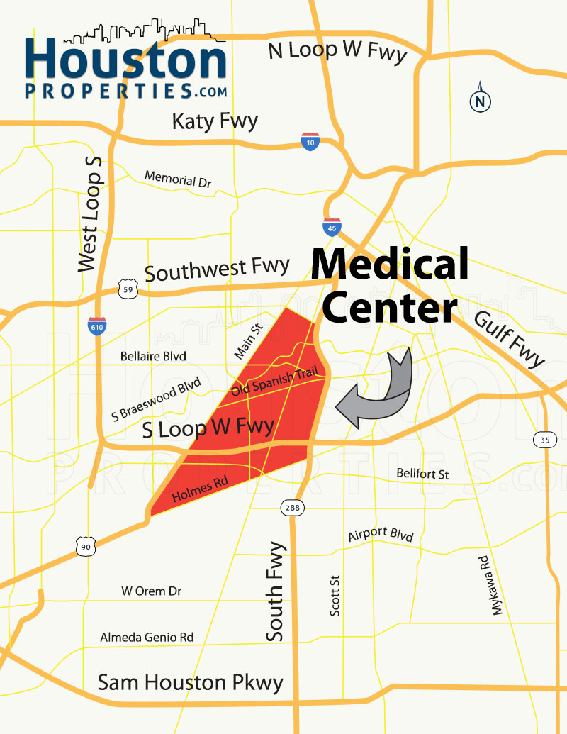 Texas Medical Center Houston Homes Amp Neighborhood Guide