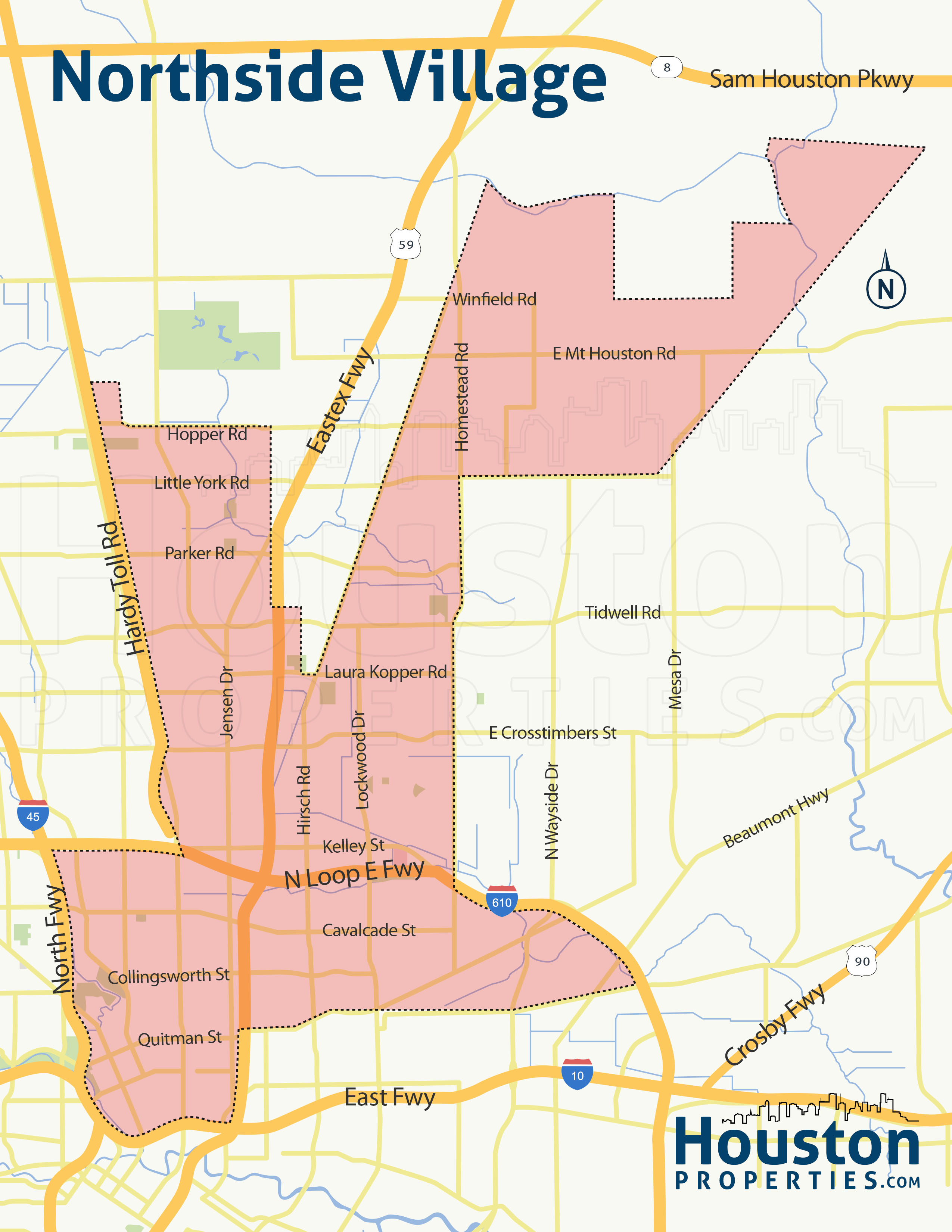 2019 Update: Houston METRO Rail Map - Neighborhoods Near METRORail