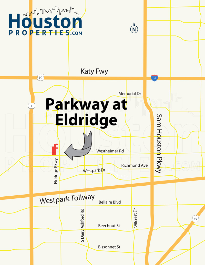 Parkway at Eldridge Location