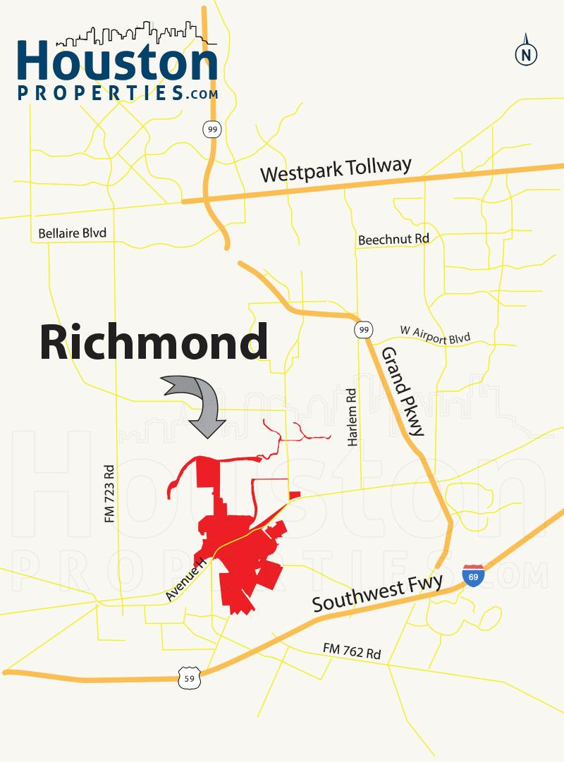 Richmond TX Real Estate Guide   Richmond Homes For Sale