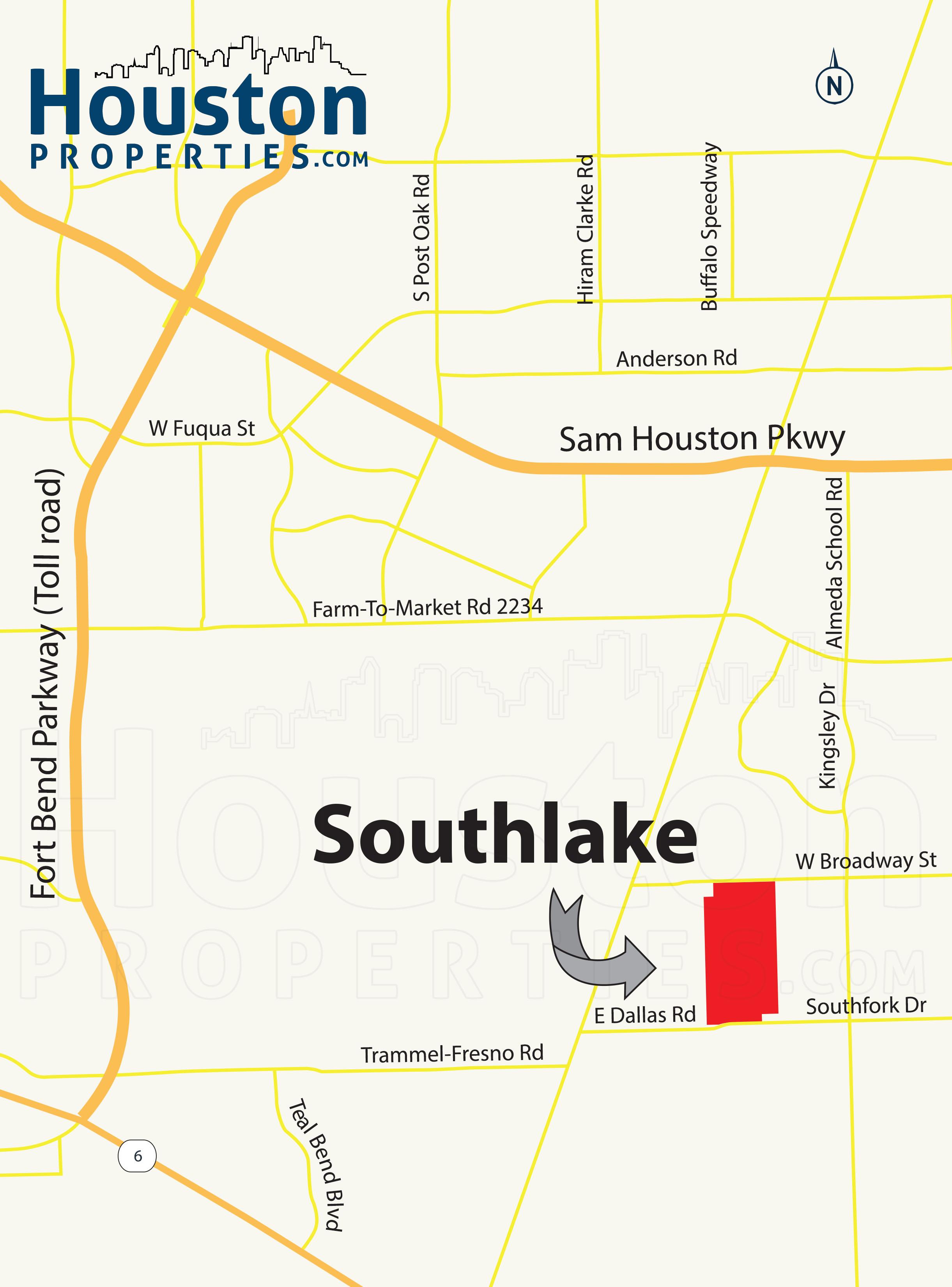 Southlake Location