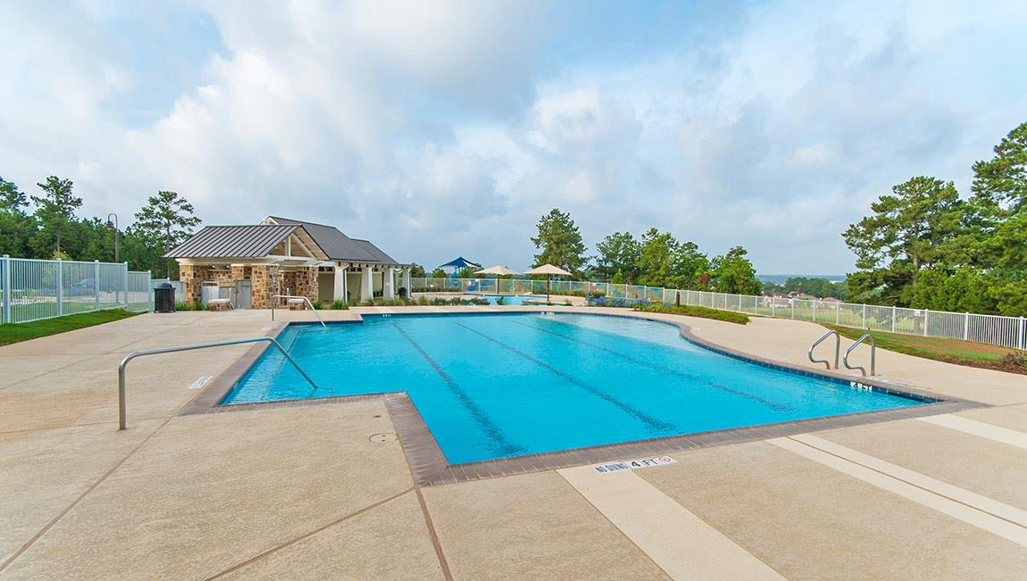 Water Crest on Lake Conroe Amenities